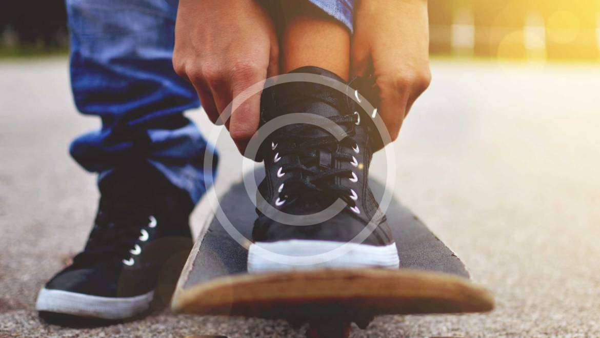 High Top Skate Shoes from the Leading Brands